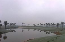 Lần đầu tiên tổ chức giải Golf từ thiện vì nạn nhân chất độc da cam