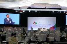 Chủ tịch nước tiếp tục các hoạt động tại Hội nghị Cấp cao Á-Phi