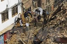 Liên hợp quốc: 8 triệu người bị ảnh hưởng do động đất ở Nepal
