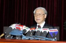 Thông báo Hội nghị lần thứ 11, Ban Chấp hành TW Đảng khóa XI