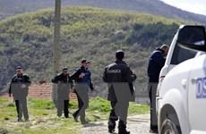Cảnh sát Macedonia thiệt mạng vì xung đột với nhóm vũ trang từ Kosovo