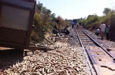 Hải Dương: Tàu hỏa đâm xe máy, một người tử vong tại chỗ