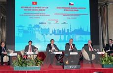 Xúc tiến hợp tác kinh tế, du lịch giữa Việt Nam với Séc và Slovakia