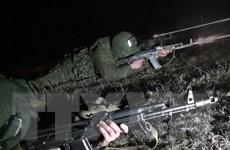 450 lính dù Nga tham gia diễn tập chống khủng bố tại Tajikistan