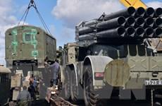 Thượng nghị sĩ Nga không loại trừ kịch bản Crimea cho Donbass