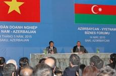 Hoạt động của Chủ tịch nước Trương Tấn Sang tại Azerbaijan