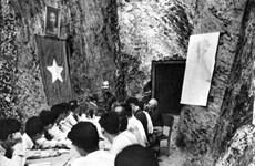 ATK Kim Quan in đậm bóng hình của Chủ tịch Hồ Chí Minh