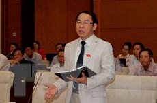 Trọng tâm Kỳ họp thứ 9, Quốc hội khóa XIII là xây dựng pháp luật