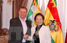 Phó Chủ tịch nước Nguyễn Thị Doan thăm chính thức Bolivia