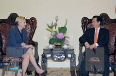 Tập đoàn Dupont của Mỹ hợp tác phát triển nông nghiệp tại Việt Nam