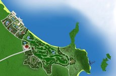 Quy Nhơn: Xây dựng quần thể sân golf, biệt thự trên 300ha