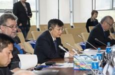 Việt Nam dự hội thảo Hội nghị quốc tế các chính đảng châu Á
