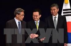 Mỹ-Nhật-Hàn bắt đầu cuộc thảo luận ba bên về vấn đề Triều Tiên