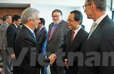 Củng cố quan hệ hợp tác giữa hai nước Việt Nam và Uruguay