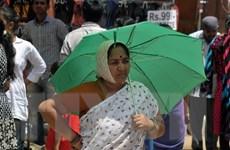 Ấn Độ tăng cường hỗ trợ các bang bị nắng nóng nghiêm trọng