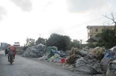 Cấp bách xử lý tình trạng nhiễm độc chì ở làng nghề Đông Mai