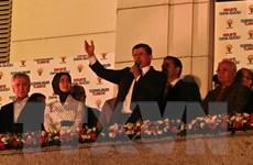 Bầu cử Thổ Nhĩ Kỳ: Đảng AKP cầm quyền thắng không trọn vẹn