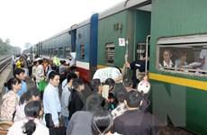 Cầu đường sắt Ninh Bình và ga Ninh Bình mới chính thức hoạt động