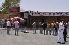 Quân đội Ai Cập tiêu diệt hàng chục phiến quân Hồi giáo