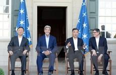 Đối thoại Mỹ-Trung: Cam kết hợp tác nhưng thừa nhận có bất đồng