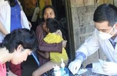 """Cục Y tế dự phòng: Bệnh """"lạ"""" ở Phú Thọ là bệnh khô da sắc tố"""