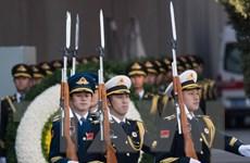 Trung Quốc mời hai miền Triều Tiên tham gia duyệt binh