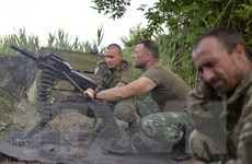 Sửa đổi Hiến pháp Ukraine không có quy chế đặc biệt cho Donbass