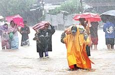 Hàng trăm khách mắc kẹt tại cảng ở Philippines vì bão Egay