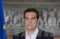 """Thủ tướng Hy Lạp: Các đề xuất của Eurozone là """"văn bản quái dị"""""""