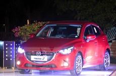 THACO ra mắt mẫu xe Mazda2 thế hệ mới với 2 phiên bản