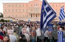 [Video] Thanh toán 2 tỷ euro, Hy Lạp không còn khất nợ IMF