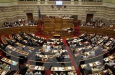 Nội các Hy Lạp sau cải tổ cam kết tạo dựng lòng tin của người dân