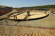 Đắk Nông chạy thử nhà máy tuyển quặng bauxite Nhân Cơ