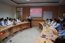 Đại sứ quán Việt Nam tại Ấn Độ mở lớp bồi dưỡng kiến thức về Đảng