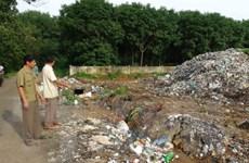 Ô nhiễm môi trường từ bãi rác lộ thiên khổng lồ ở Bình Phước