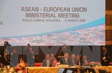Hoạt động của Phó Thủ tướng, Bộ trưởng Ngoại giao tại Malaysia