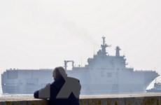 Pháp bí mật chuyển cho Nga 1,1 tỷ euro bồi thường vụ Mistral