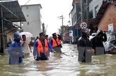 Sau Đài Loan, siêu bão Soudelor tiếp tục càn quét Trung Quốc