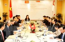 Kết quả nổi bật trong chuyến làm việc của Thủ tướng Nguyễn Tấn Dũng