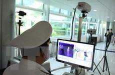 Dừng áp dụng khai báo y tế MERS-CoV đối với khách Hàn Quốc