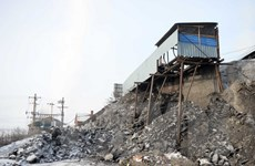 Nổ mỏ khai thác than tại Trung Quốc, 10 người thiệt mạng