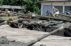 Anh mở rộng chương trình huấn luyện cho quân đội Ukraine