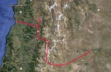 Chile xem xét xây đường hầm qua núi nối với biên giới Argentina