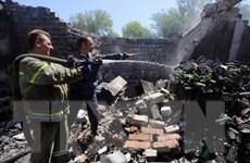 Dân quân Donbass ra giải pháp giảm căng thẳng ở miền Đông Ukraine