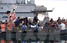 Hơn 107.000 người nhập cư trái phép vào châu Âu trong tháng 7