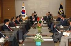 Đoàn cấp cao Tòa án Nhân dân Tối cao Việt Nam thăm Hàn Quốc