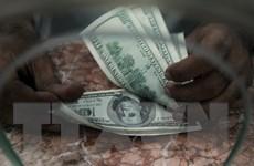 USD giảm giá trước quan ngại về tình hình kinh tế thế giới