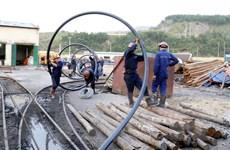 Quảng Ninh: Vẫn chưa tiếp cận được vị trí thợ lò bị mắc kẹt