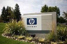Kết quả kinh doanh của HP kém do doanh số máy tính PC thấp