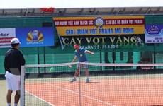 Giải quần vợt Praha - ngày đoàn kết người Việt ở Đông và Trung Âu